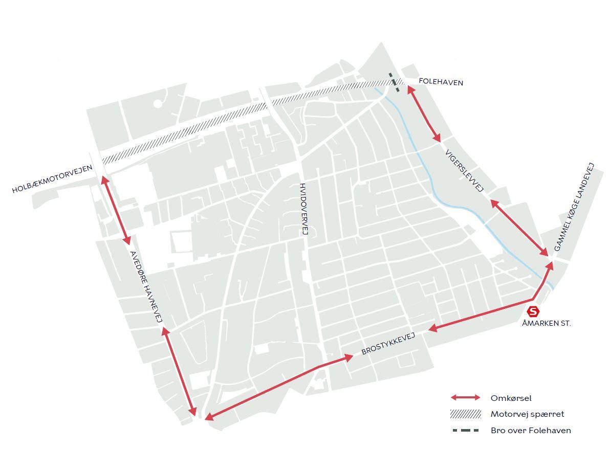 All Kort Over Kobenhavns Kommune